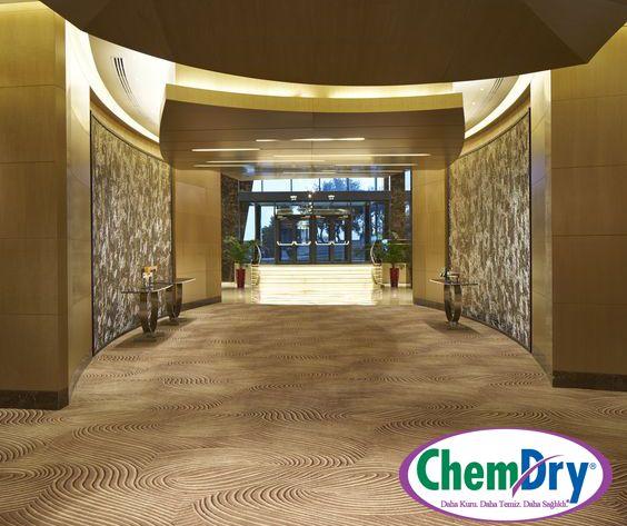 Dünyaca ünlü mekanların Chem-Dry'ı tercih etmelerinin haklı bir sebebi var; başka hiç kimse Chem-Dry gibi temizleyemez. #halıyıkama https://www.chemdry.com.tr/isyeri/