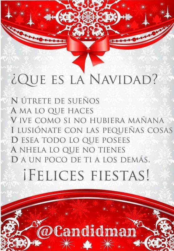 ¿ Qué es la navidad? - http://goo.gl/Bhdpwc