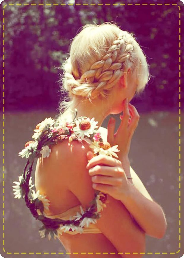 How to get the milkbraid in your hair for Coachella#Hair #Hairstyle #Hairstylist