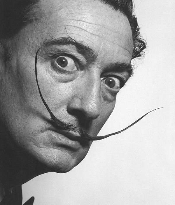 WORKING AT A CAFE TABLE FOR AN HOUR, SALVADOR DALÍ MANAGED TO DESIGN A LOGO THAT'S SOLD BILLIONS. Found on Co.Design today, Salvador Dalí, the wacky surrealist known for his Fu Manchu mustache and …