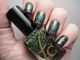Dutchie Nails: Fandom Cosmetics Burdened With Glorious Purpose #Loki