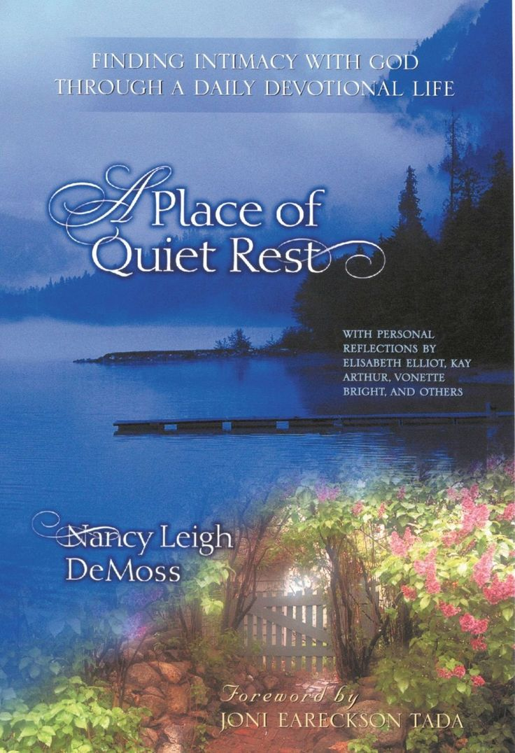 76 best daily devotional books images on pinterest daily the nook book ebook of the a place of quiet rest finding intimacy with god through a daily devotional life by nancy leigh demoss at barnes noble fandeluxe PDF