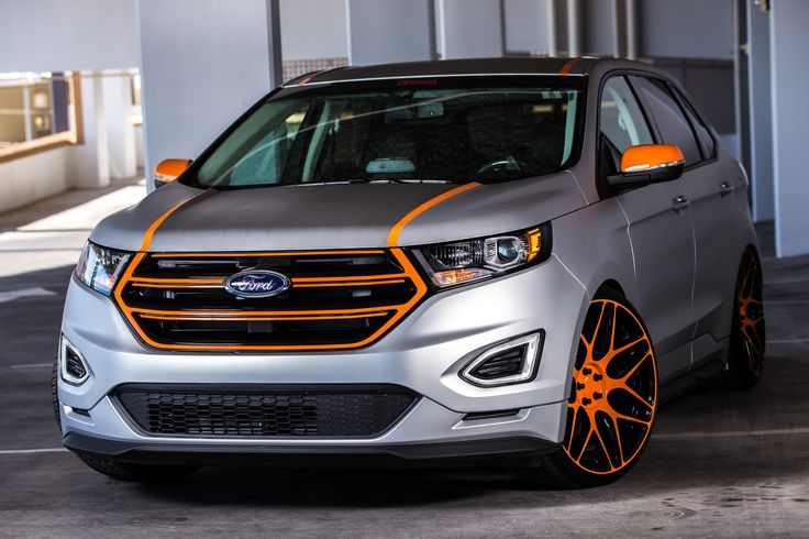 2015 Vaccar Ford Edge Sport