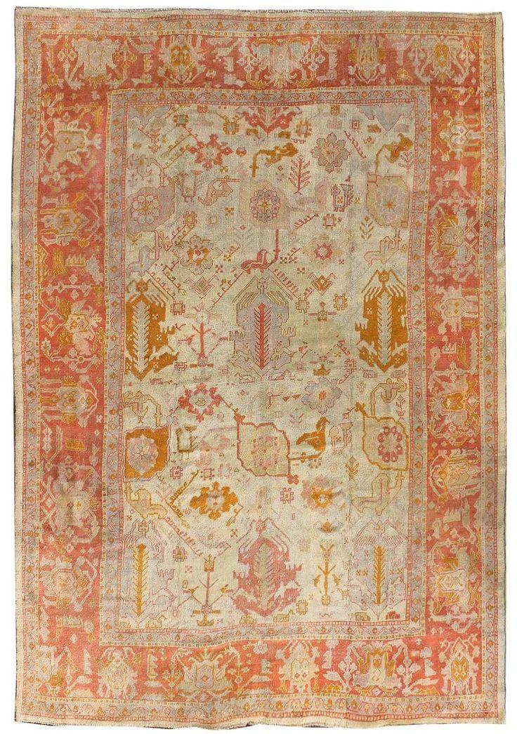 Best 25 Oushak rugs ideas on Pinterest Pink washing room