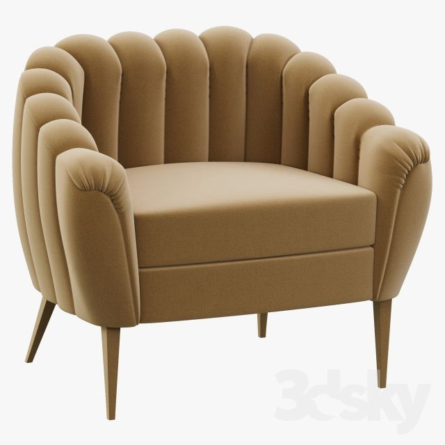 Brabbu Oreas Armchair