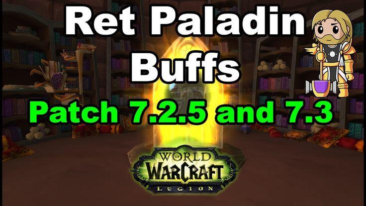 Retribution Paladin finally get's buffed! #worldofwarcraft #blizzard #Hearthstone #wow #Warcraft #BlizzardCS #gaming