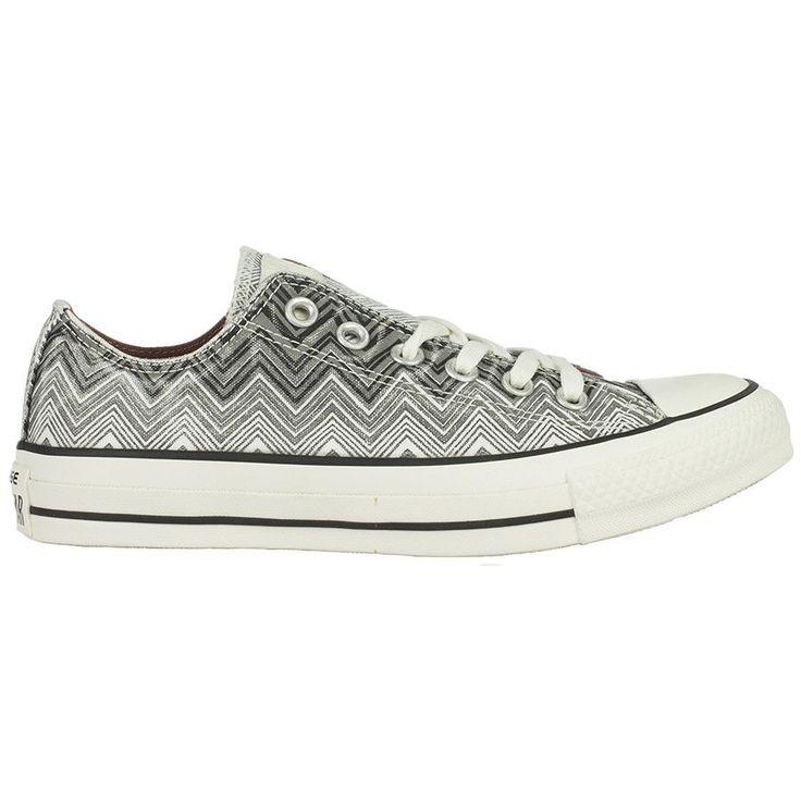 CONVERSE MISSONI CT OX 147272C Damen Schuhe Tunrschuhe Sneaker Grau Gr. 37 | Abbigliamento e accessori, Donna: scarpe, Scarpe da ginnastica | eBay!