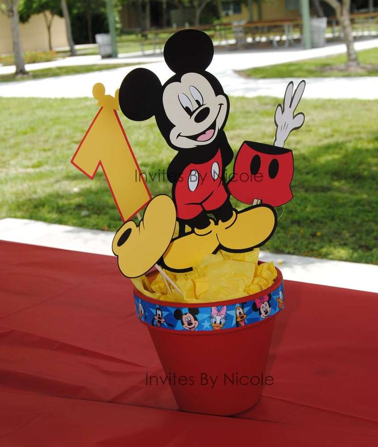 Mickey Mouse Clubhouse Birthday Party Ideas | Photo 4 of 10 | Catch My Party