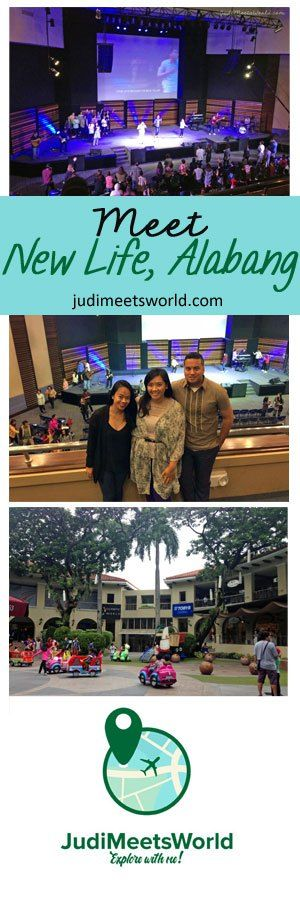 Meet New Life Church, and Alabang Town Centre.  A Sunday well spent with family.  --->  #Philippines #Manila #Makati #Alabang #NewLifeChurch #church #travel #travelblog #blog #blogger #wanderlust #Judimeetsworld