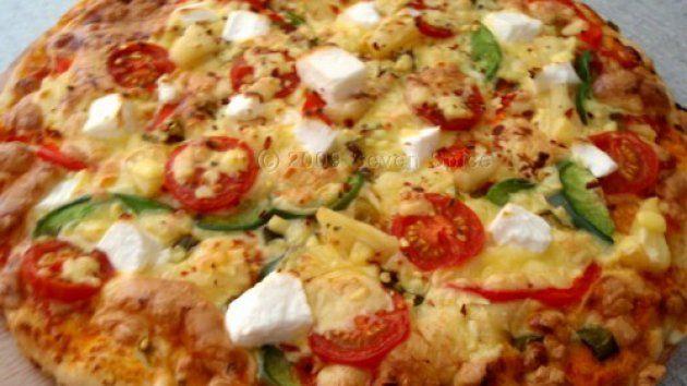 Ζύμη για πεντανόστιμη νηστήσιμη πίτσα | www.pamebolta.gr