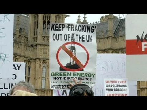 UK government fast-tracks fracking in England