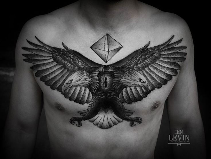 Ien Levin y su inreíble concepto del tatuaje