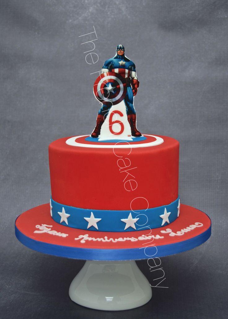 les 25 meilleures idées de la catégorie captain america gâteau d