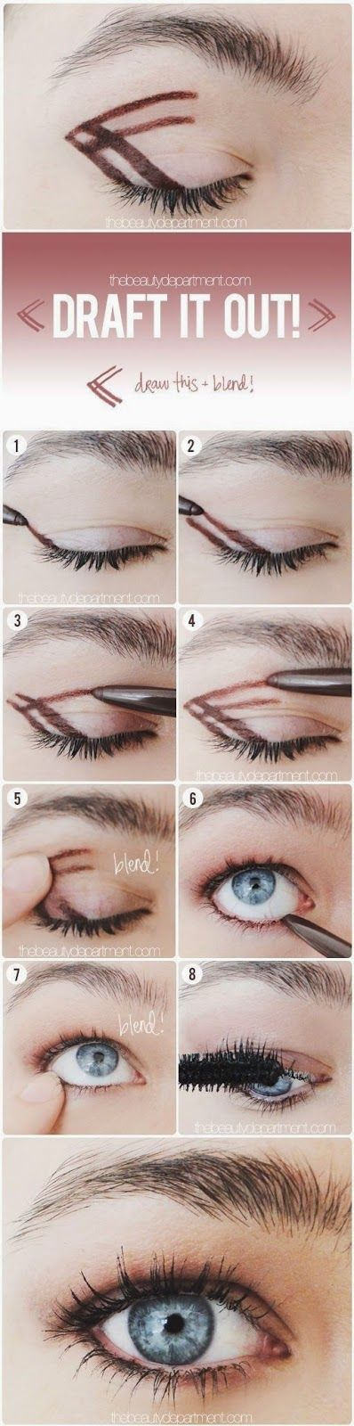 Most Natural Smoky Eye