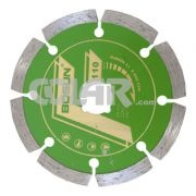 Disco Diamantado Liso Segmentado Concreto F2-CO-C - Bosun - Serra para concreto -www.colar.com