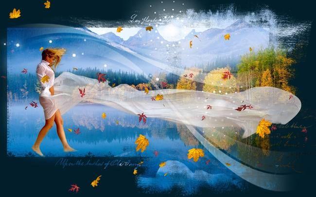 Ходит осень и зиму пророчит...