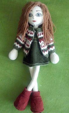 knit doll arne carlos - Google-søk