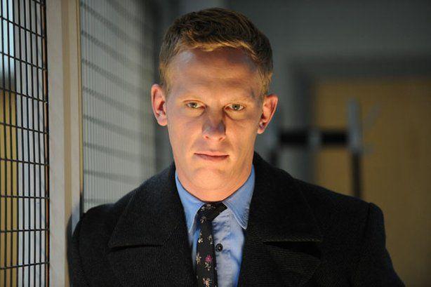 """Men:  Laurence Fox, """"Inspector Lewis"""" (TV Series)."""