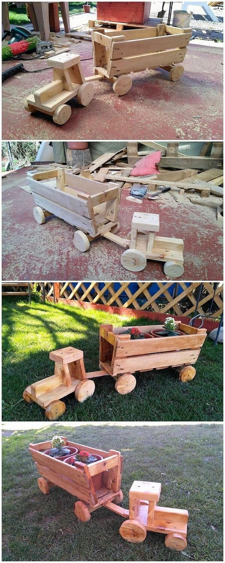 Mind Blowing Creations with Recycled Shipping Pallets