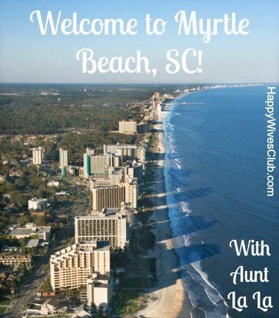 Myrtle Beach, South Carolina - #Travel Family #Vacation