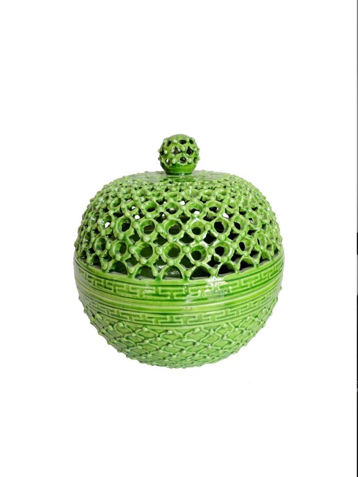 green ceramic - Querido Homestyling Store - www.lojaquerido.com