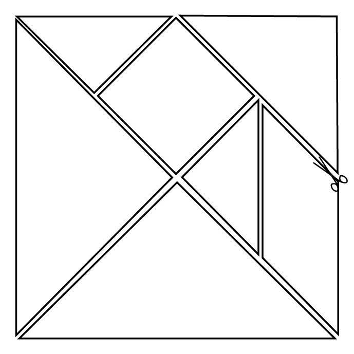 264 besten tangram � figurenlegespiele bilder auf