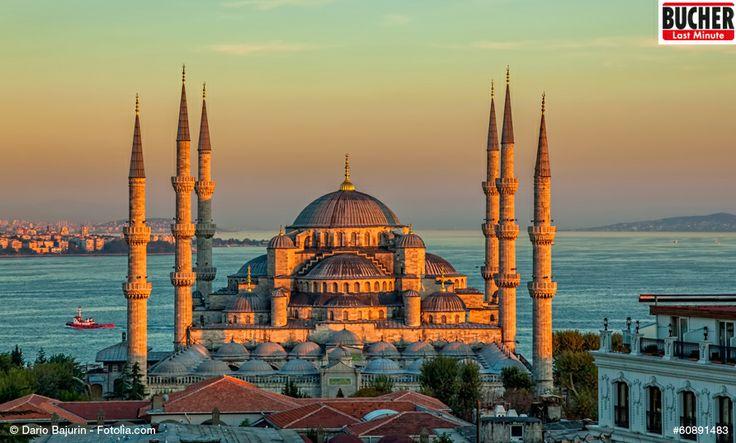 """☀  Türkei  ☀ Ein türkisches Sprichwort besagt: """"Liegt der Weg vor dir im Dunkeln, so wisse: Der Vorhang ist vor deinem Auge, nicht vor dem Weg."""" Wir sagen VORHANG AUF für die Türkei!  :-) #türkei #bucherreisen"""
