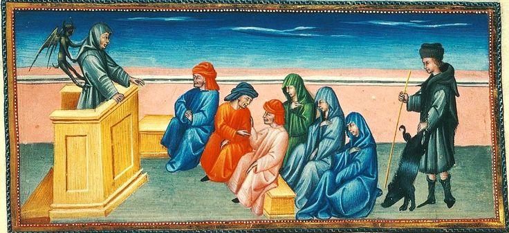 Библейские сюжеты в живописи Джованни ди Паоло - 7 Апреля 2013 - Земля - Хроники жизни