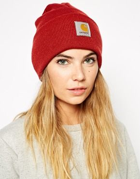 Classic beanie with a streetwear twist! http://asos.to/1vpm5WQ