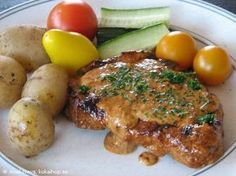 Recept - Kotletter i ugn