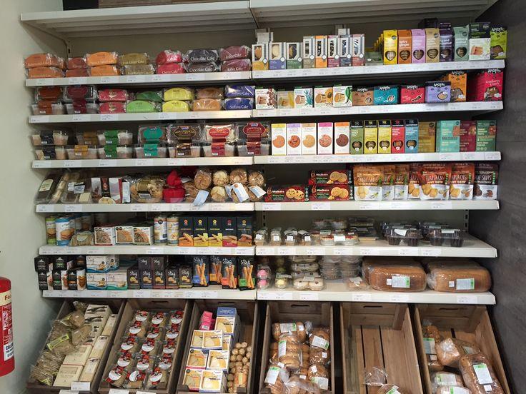 Hopetoun Farm Shop great gluten free selection! Farm