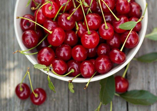 Visinele, fructele cu proprietati antioxidante