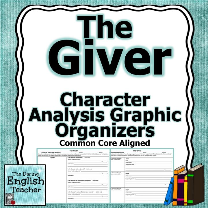 a character analysis of the book the giver by lois lowry The giver character analysis written by: keren perles • edited by: sforsyth • updated: 9/8/2014 jonas's pale-colored eyes and his ability to see color for short flashes of time set him apart from his peers, and he is mildly concerned with these differences in the beginning of the book.