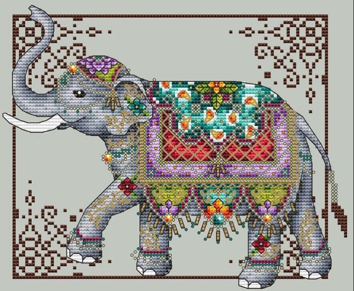 Jewelled Elephant by Shannon Christine, PDF download
