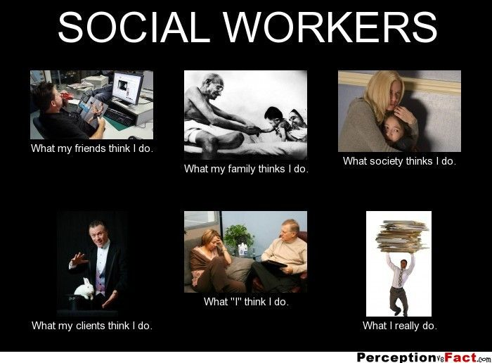 social workers - what people think i do, what i really do, Cephalic Vein