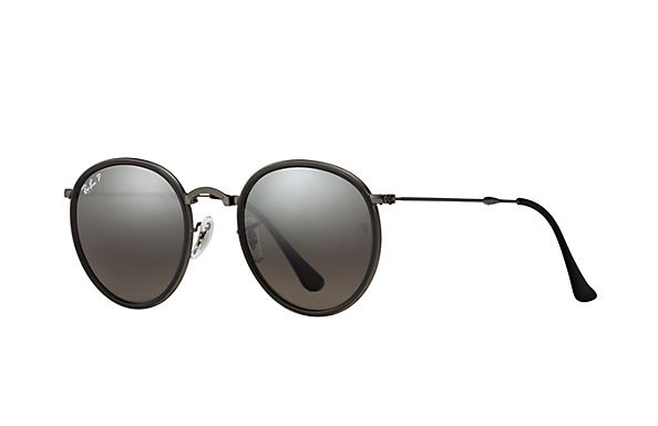 ray ban sale usa tt04  Ray-Ban RB3517 029/N8 51-22 Round Folding Classic Sunglasses  Ray-Ban USA   merchandise  Pinterest  Sunglasses, Ray Ban Sunglasses and Ray Bans