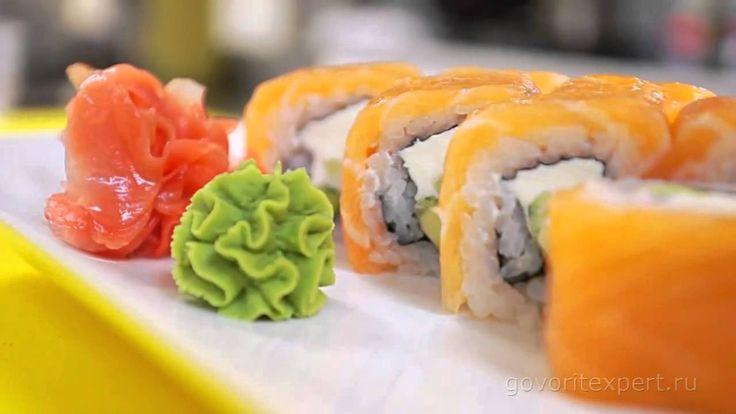 Как приготовить суши: Все о суши - от Шеф повара