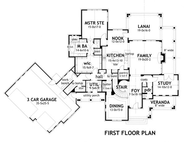 16 best Two Story House Plans images on Pinterest Craftsman home