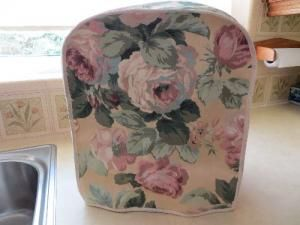 Magimix Mixer cover cotton Cottage Roses SOLD OUT