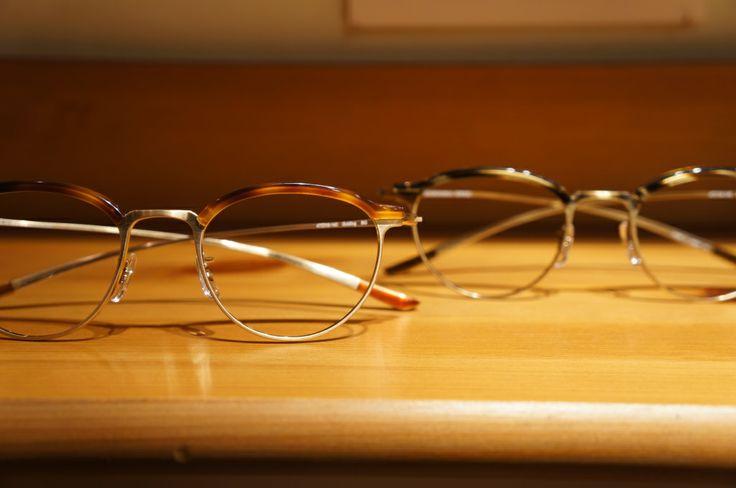 OLIVER PEOPLES|オリバーピープルズ Golding BG&AG | optician | pon megane