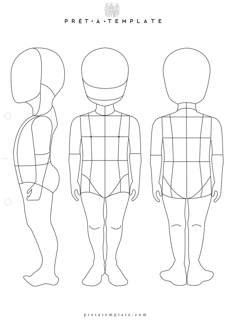 1000 ideas about body template on pinterest fashion for Textiles body templates