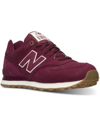 NEW BALANCE New Balance Men's 574 Outdoor Boots from Finish Line. #newbalance #shoes # all men