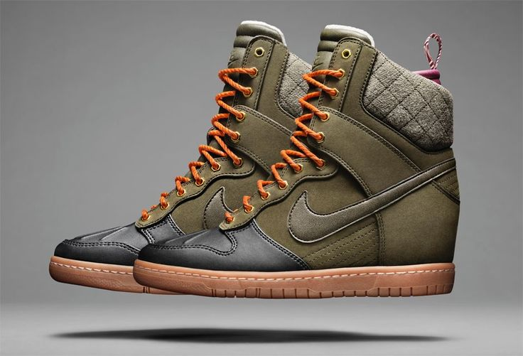 for seattle like weather nike dunk sky hi