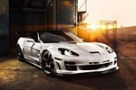 German Tuner TIKT Creates the 758-hp Triple X Corvette C6 ZR1