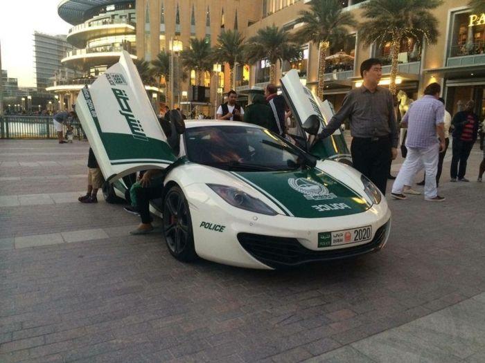 Dubai police Lambourghini