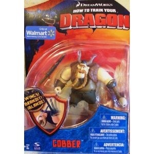 how to train you dragon board game figurines