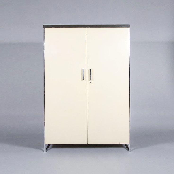 Cupboard - Marcel Breuer attr. (1930s) - produced by Mücke & Melder