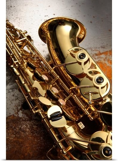 Love the sound of the saxophone ...