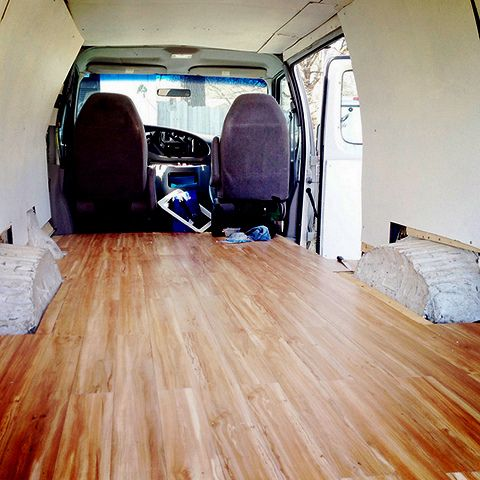 Today We Are Going To Have A Guest Post From Gennifer About The Wonderful Job That She And Her Husband Did On Converting Their Van