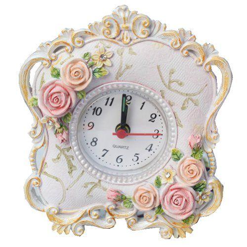 Rimobul Petite Floral Table Alarm Clock Rimobul,http://www.amazon.com/dp/B00K2XOZJW/ref=cm_sw_r_pi_dp_e44Atb1EK756T4NW